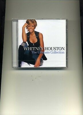 Whitney Houston - The Ultimate Collection - New Cd!!