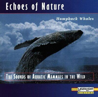 Various - Echoes of Nature : Humpback Whales The Sounds of ... - Various CD OMVG