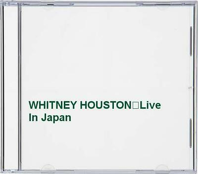 WHITNEY HOUSTON?Live In Japan -  CD VEVG The Cheap Fast Free Post The Cheap Fast