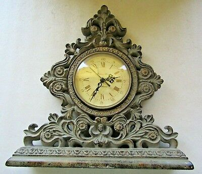 MANTEL CLOCK Large RICHARD WARD WINCHESTER WORKS PERFECT TIME