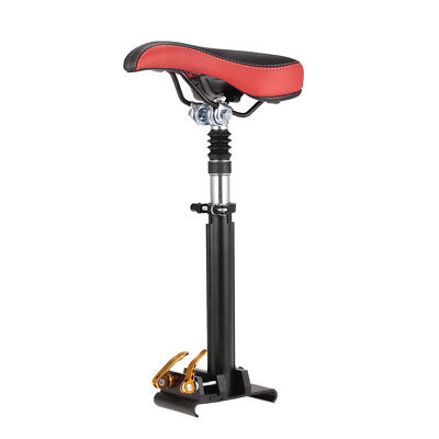 Foldable Height Adjustable Saddle Set F/ Xiaomi Electric Scooter Chair M365 A7Q1