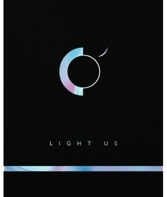 1st Mini Album: Light Us - Oneus (2019, CD NEUF)