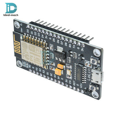 ESP8266 ESP-12E NodeMcu V3 CH340G WIFI Network Development Board for Arduino