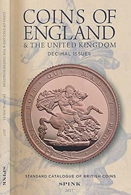 Coins of england and the united kingdom (DECIMAL ISSUES) by Spink Book The Cheap