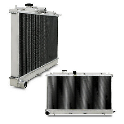 40mm HIGH FLOW ALLOY RACE RADIATOR RAD FOR SUBARU IMPREZA GJ LV9 WRX STI VA 14+