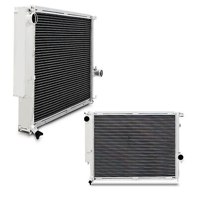 42mm HIGH FLOW ALUMINIUM RACE RADIATOR RAD FOR BMW 3 SERIES E36 3.0 3.2 M3 Z3