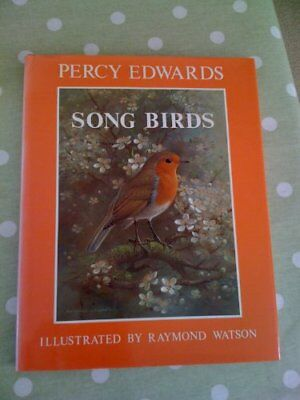 Song Birds By Percy Edwards