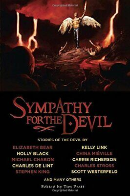 Sympathy for the Devil by King, Stephen Paperback Book The Cheap Fast Free Post