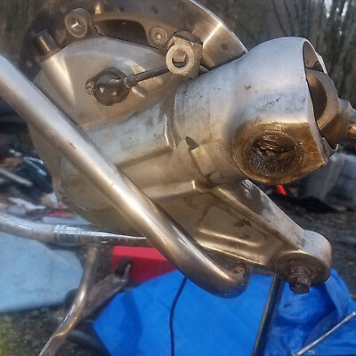 BMW R1100RT 2001 Rear End Differential 31/11 gears 23k  off police