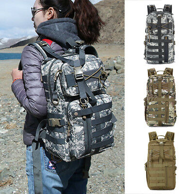 Waterproof-Military-Tactical-Pack-Sports-Backpack-Camping-Travel-Bag-35L