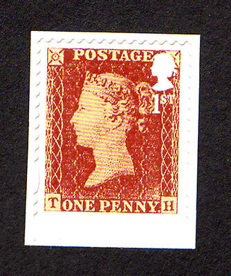 2016 SG 3806 1st Penny Red Self Adhesive from 175th Anniversary Booklet of Six