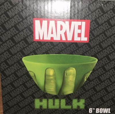 Marvel Comics Avengers The Incredible Hulk Official Geen SnackBowl Brand New