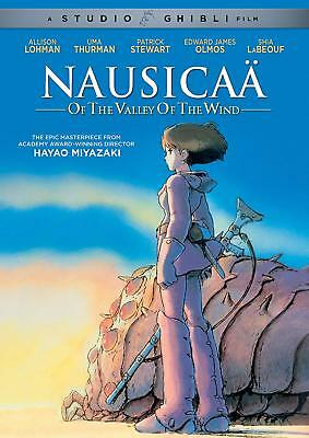 Nausicaa of the Valley of the Wind (DVD, 2005, 2-Disc Set) FREE Shipping!