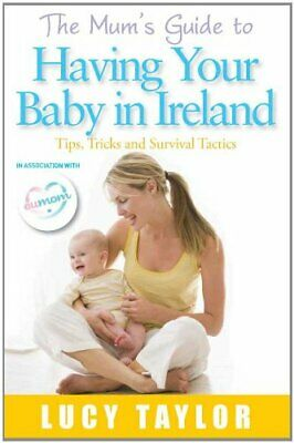 The Mum's Guide to Having Your Baby in Ireland by Lucy Taylor Book The Cheap