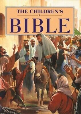 The Children's Bible by Christie-Murray, David Hardback Book The Cheap Fast Free