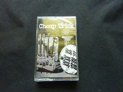 Cheap Trick Self Titled Rare Sealed Cassette Tape!