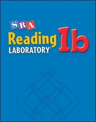 Reading Lab 1b - Student Record Book (Pkg. of 5) - Levels 1.4 - 4...