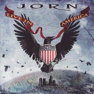 Jorn - Live in America - Jorn CD U2VG The Fast Free Shipping