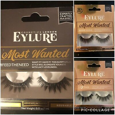 ffe1aa0cf3a EylureEyelashes - Most Wanted, Gimme Gimme, I heart this, Feed The Need