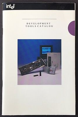 Intel Development Tools Catalog Booklet 1990