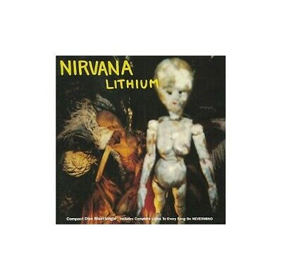 Nirvana - Lithium - Nirvana CD OBVG The Cheap Fast Free Post The Cheap Fast Free
