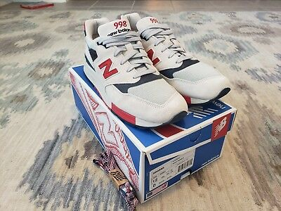 New Balance X J Crew 998 Independence Day 100% Authentic M998Js4 Us Sz 12 -  Ds a4b6437309
