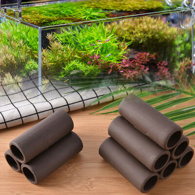 Aquarium Tank Tube Breeding Hiding Cave Shelter For Fish Shrimp spawn Live`Ho LD