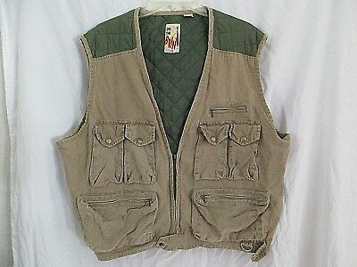 On The Brink Fishing Vest   Size - Xl