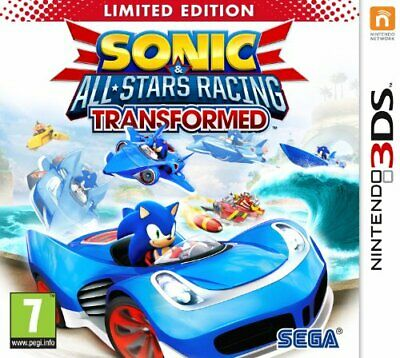 Sonic and All Stars Racing Transformed: Limited Edition (Nintend... - Game  UIVG