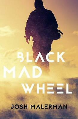 Black Mad Wheel by Josh Malerman (English) Paperback Book Free Shipping!