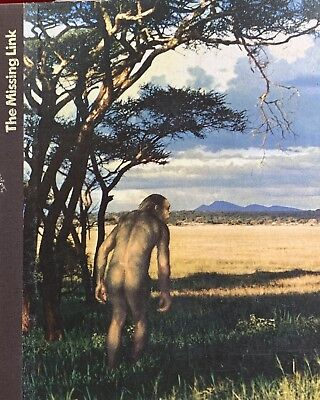 The Emergence Of Man The Missing Link Time Life International Hardcover 1979