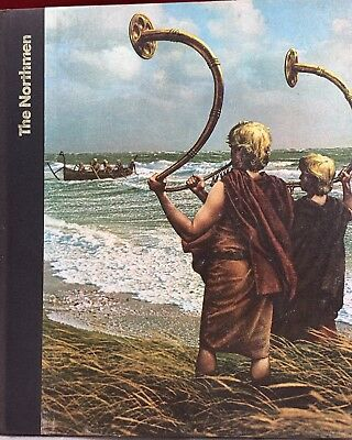 Time Life The Emergence Of Man The Northmen Thomas Froncek Hardcover 1977