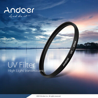 Andoer 40.5mm UV+CPL+FLD Circular Filter Kit with Bag for DSLR Camera Q1P8