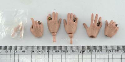 Hot Toys 1/6 Scale Star Wars MMS459 Leia Organa - Hands set