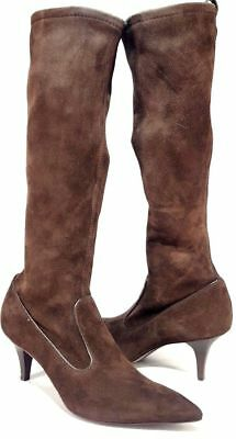 abd65849dc6 AEROSOLES Gather Round Tall Brown Suede Wedge Heel Boots Women s Size 6.5  New.  39.00 Buy It Now 26d 15h. See Details. Cole Haan Tall Brown Suede  Fashion ...