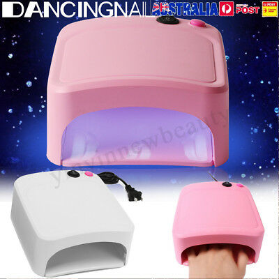 DANCINGNAIL 36W LED UV Nail Lamp Light Gel Polish Dryer Manicure Art Curing