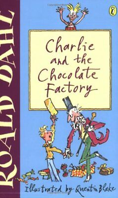 Charlie and the Chocolate Factory (Puffin Fiction) By Roald Dahl