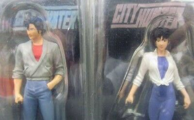 figurines city hunter ryo saeba nicky larson laura dvd complete coll. neodido