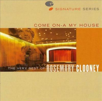 Come on-a My House: The Very Best of Rosemary Clooney[Remaster] 14 TRACKS NEW CD