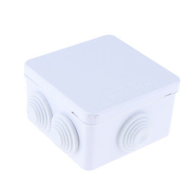 85mm Electronic Cables Enclosure Plastic Case Junction Box Waterproof IP55
