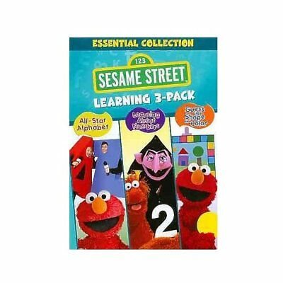 Essential Collection: Learning 3-Pack, New DVDs