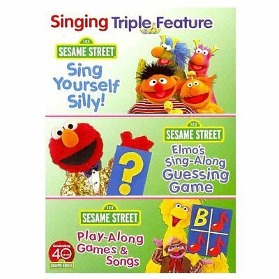 Sing & Play Triple Feature (3pc) (Full), New DVDs
