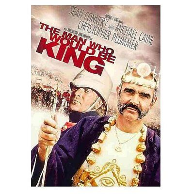 Man Who Would Be King, New DVDs