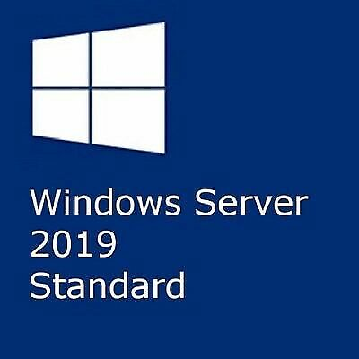 Windows Server 2019 Standard *Retail Key* *Download Only*