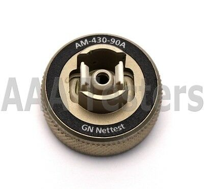 GN NetTest AM-430-90A SC Fiber Power Meter Connector For CMA4000 & CMA4000i