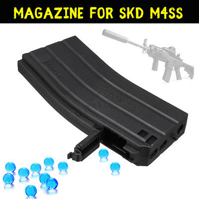 🇦🇺 Black Original Magazine For SKD M4SS Water Gel Ball Blaster Outdoor Toys