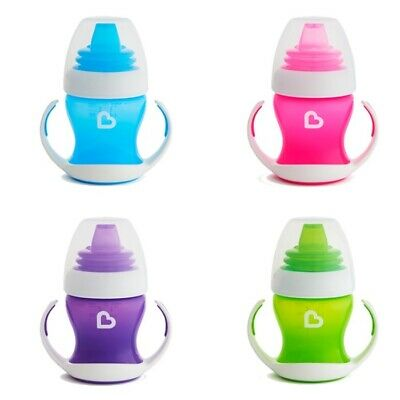 Munchkin Gentle First Cup 118ml: Choice Of Colour (A140)