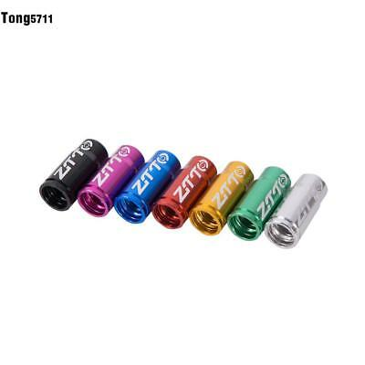 Road MTB Bike Covered Protector Dust Proof Valve Caps T5G1