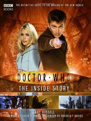 Doctor Who: The Inside Story By Gary Russell