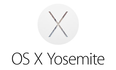 Mac OS X 10.10 Yosemite DMG - Instant Delivery DOWNLOAD